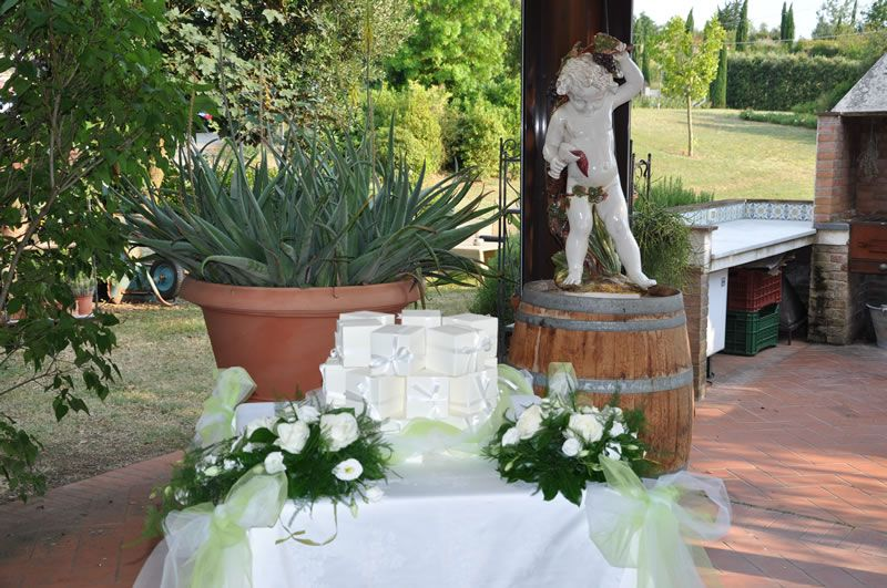 Tuscany Wedding Villas